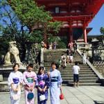 8月最終日!清水寺・祇園などを散策♪2016年8月31日11