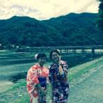 今日・明日で最後の「呼応する球体-下鴨神社糺の森」2016年8月27日21