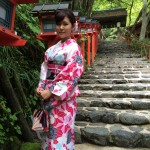 母と娘で貴船や下鴨神社など京都を満喫♪2016年9月27日8