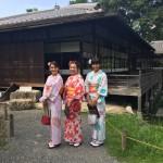 清水寺は当店より松原通を真っ直ぐです!2016年9月11日15