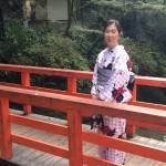 母と娘で貴船や下鴨神社など京都を満喫♪2016年9月27日11