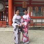 母と娘で貴船や下鴨神社など京都を満喫♪2016年9月27日7