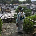 清水寺は当店より松原通を真っ直ぐです!2016年9月11日10