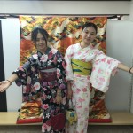 上海から京都で浴衣レンタル♪2016年9月3日2