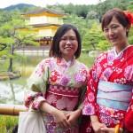 人気の嵐山・金閣寺へ!2016年9月27日13