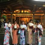 京都観光を観光タクシーで!2016年9月25日27