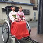 修学旅行の気分で京都を満喫♪2016年9月29日5
