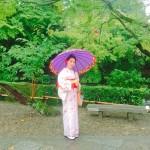 雨の京都も風情があります!2016年9月18日21