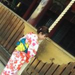 中秋の名月!今日も伏見稲荷大社へ!2016年9月15日15