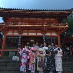 人気の嵐山・金閣寺へ!2016年9月27日10
