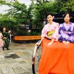 雨の京都も風情があります!2016年9月18日18