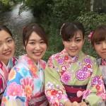 学生時代の同級生と今宮神社へ2016年10月1日13