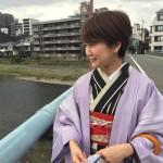 ニュージーランドから京都で着物レンタル♪2016年10月29日7