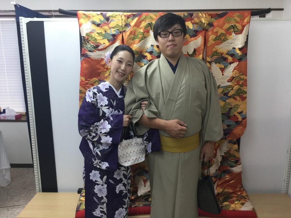 カップル♡関東から車で京都観光♪2016年10月26日1