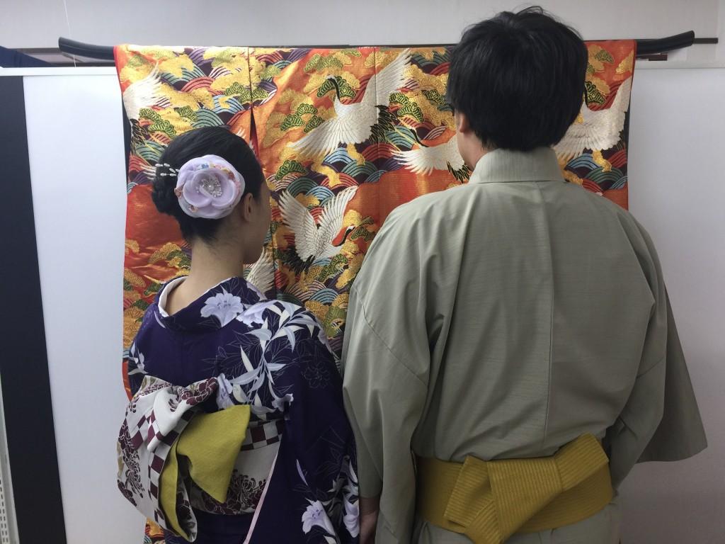 カップル♡関東から車で京都観光♪2016年10月26日2