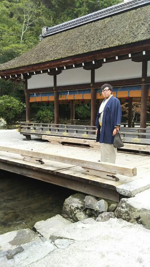 カップル♡関東から車で京都観光♪2016年10月26日6