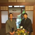 祇園花見小路でお茶会!2016年10月16日3