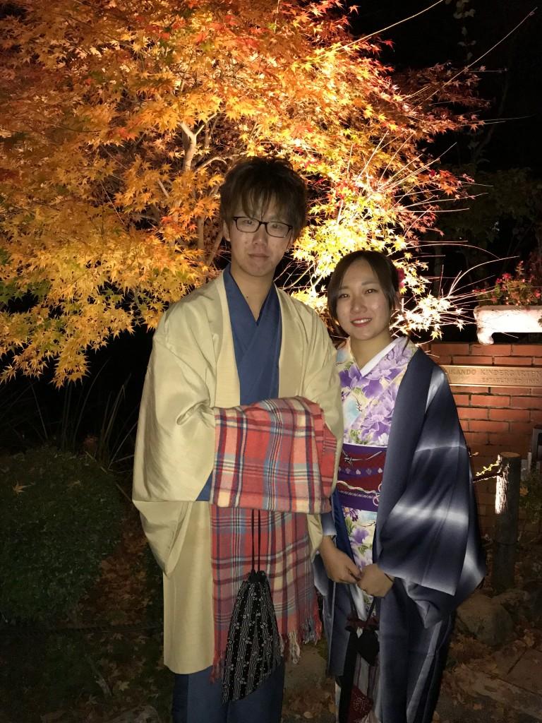 やはり大人気!着物レンタルで八坂庚申堂へ!2016年11月23日48