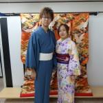 やはり大人気!着物レンタルで八坂庚申堂へ!2016年11月23日22