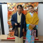 ベトナムから着物レンタルで祇園・先斗町を散策♪2016年11月17日6