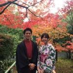 昼も夜も京都の紅葉真っ盛り!2016年11月19日20