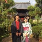 昼も夜も京都の紅葉真っ盛り!2016年11月19日21