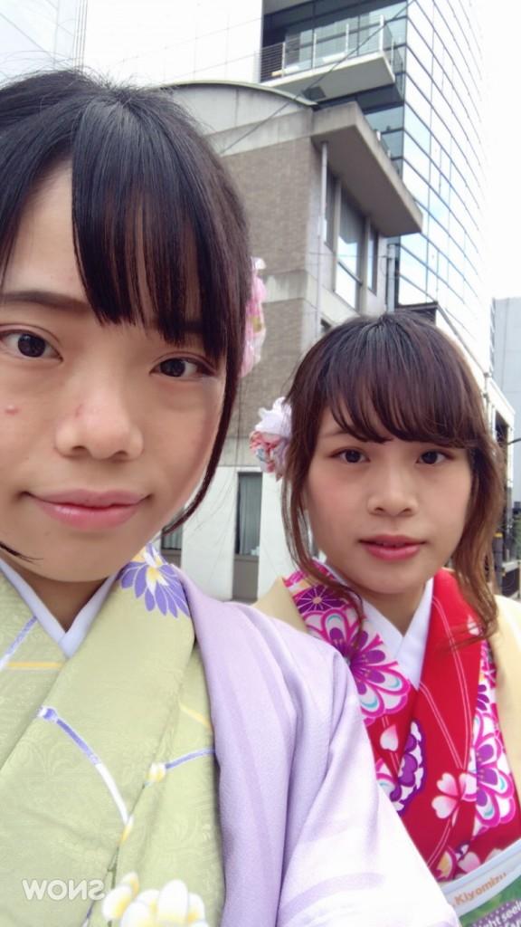 やはり大人気!着物レンタルで八坂庚申堂へ!2016年11月23日36