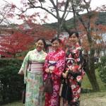 京都の紅葉は観光客でいっぱいです!2016年11月26日37