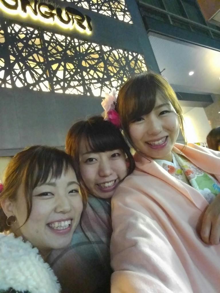 やはり大人気!着物レンタルで八坂庚申堂へ!2016年11月23日53