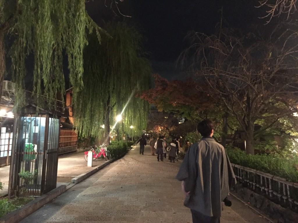 京都の紅葉は観光客でいっぱいです!2016年11月26日50