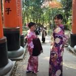 京都の紅葉は観光客でいっぱいです!2016年11月26日41