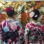 京都で人気の観光スポット嵯峨嵐山へ♪2016年11月2日2