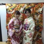 今日も大人気の嵯峨嵐山へ♪2016年11月4日1