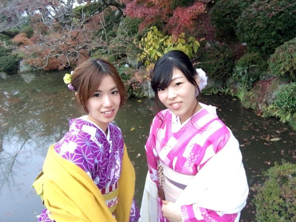 京都の紅葉は観光客でいっぱいです!2016年11月26日34