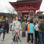 京都の紅葉は観光客でいっぱいです!2016年11月26日65