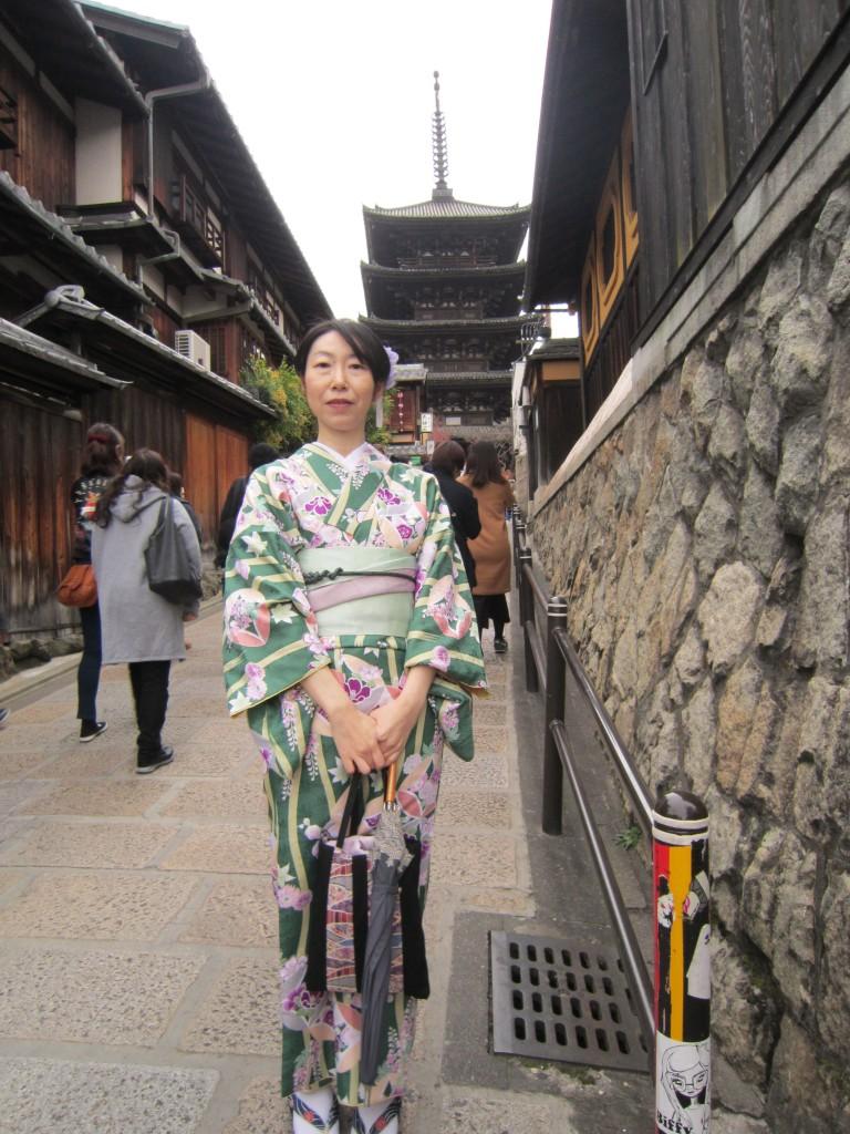 京都の紅葉は観光客でいっぱいです!2016年11月26日66