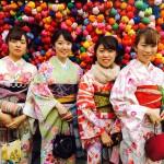 羽織いらずの良いお天気!東山を人力車で♪2016年11月30日13