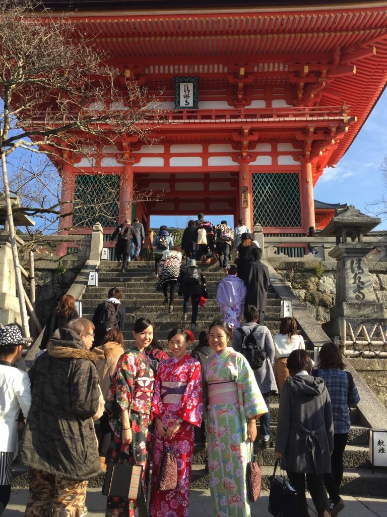京都の紅葉は観光客でいっぱいです!2016年11月26日36