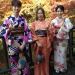 銀閣寺から哲学の道を歩いて永観堂ライトアップへ!2016年11月12日21