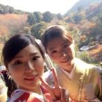 銀閣寺から哲学の道を歩いて永観堂ライトアップへ!2016年11月12日25