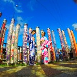 やはり大人気!着物レンタルで八坂庚申堂へ!2016年11月23日43