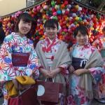 やはり大人気!着物レンタルで八坂庚申堂へ!2016年11月23日28