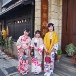 やはり大人気!着物レンタルで八坂庚申堂へ!2016年11月23日29