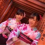 京都で人気の観光スポット嵯峨嵐山へ♪2016年11月2日11