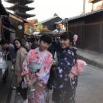 銀閣寺から哲学の道を歩いて永観堂ライトアップへ!2016年11月12日18