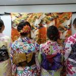 ベトナムから着物レンタルで祇園・先斗町を散策♪2016年11月17日2