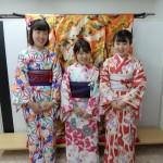 やはり大人気!着物レンタルで八坂庚申堂へ!2016年11月23日16