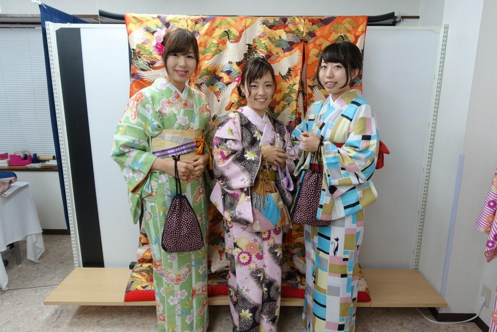 やはり大人気!着物レンタルで八坂庚申堂へ!2016年11月23日27