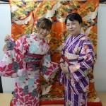 親子で着物レンタル!東福寺などへ♪2016年11月7日8