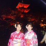 昼も夜も京都の紅葉真っ盛り!2016年11月19日35